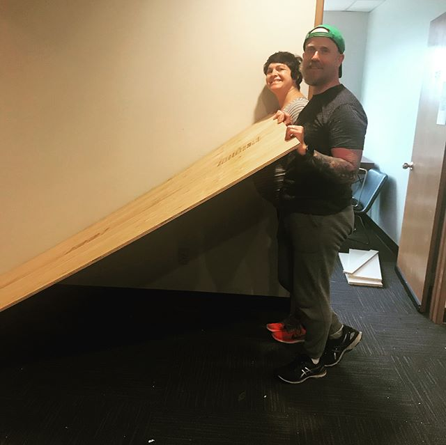 Another successful work party on the books as we finished another expansion in Mountlake Terrace today, adding a net gain of 3 new therapy offices, more storage and a new office for our intake department and office manager. #mentalhealth #access #therapy #workworkwork  #founders