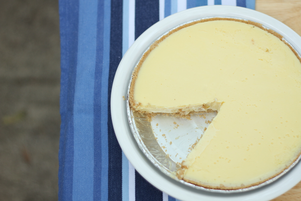 A Classic Key Lime Pie Recipe