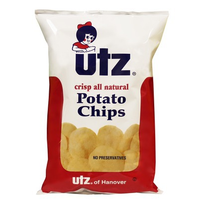 Utz is King!