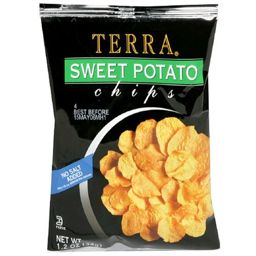 Terra continues to provide that something new & fresh when you just get tired of plain old potato chips.