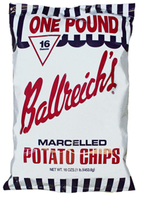 Old School indie chips, some of the best snacks ever!