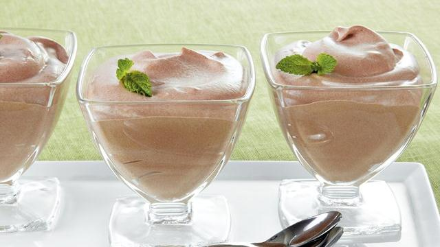 Mint Chocolate Mousse Recipe