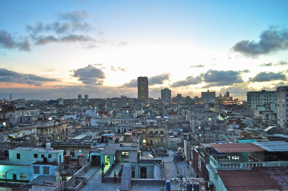 CUBA's Home Restaurant Revolution
