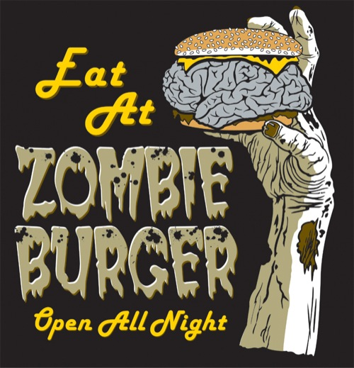Get your Zombie Burger on!
