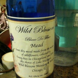 Wild Blossom Mead