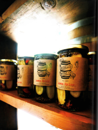 Brooklyn Brine Makes Pickles Shine!