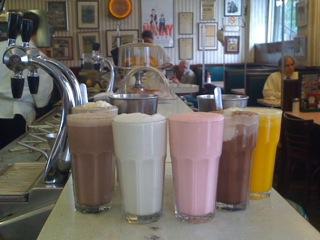 Milkshake Madness