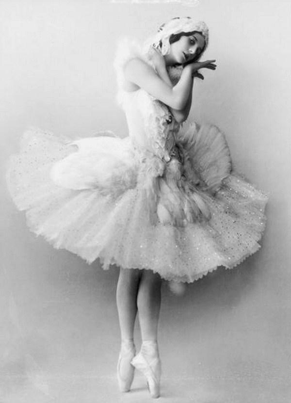 Russian Prima ballerina, Anna Matveyevna Pavlova