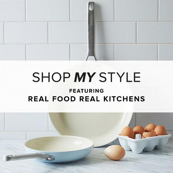 Lighten Up Your Kitchen Real Food Real Kitchens Style