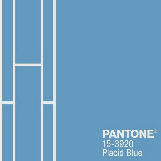 Placid Blue Kitchen Color