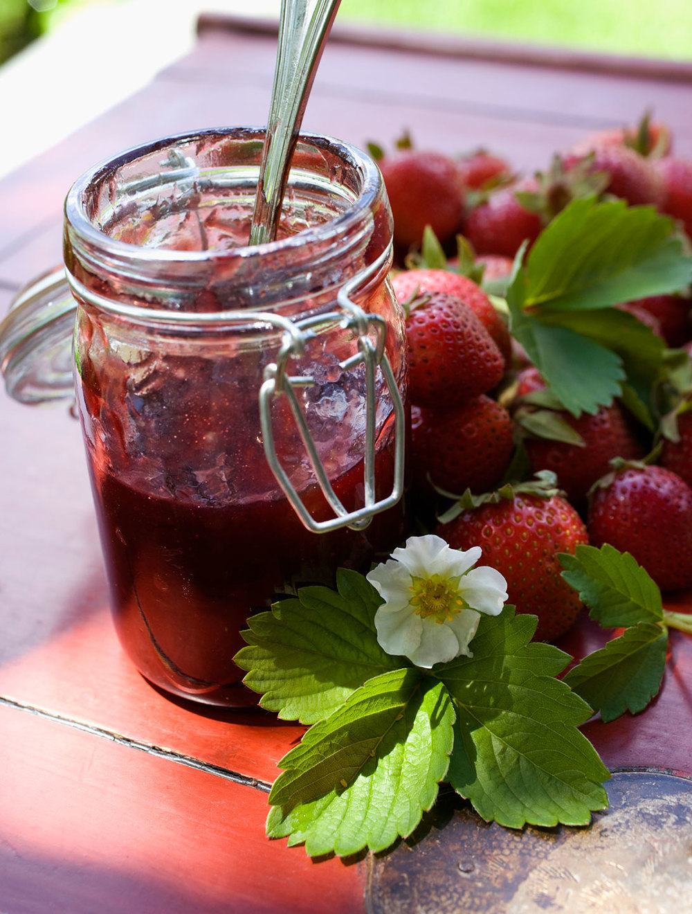 Florida Strawberry Jam