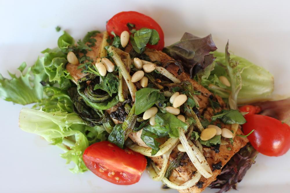 Ramp Pesto Recipe the First Taste of Spring