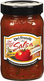 Dei Fratelli's Original Salsa Medium