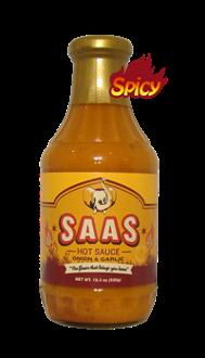 Saas Hot Sauce