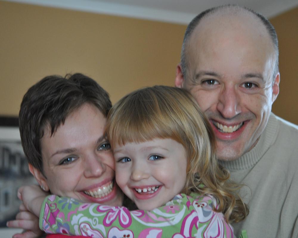 Klara and her Family