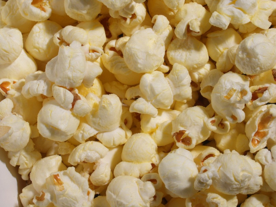 Popcorn... THE Summer Blockbuster
