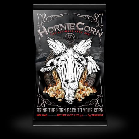Hornie Corn Popcorn