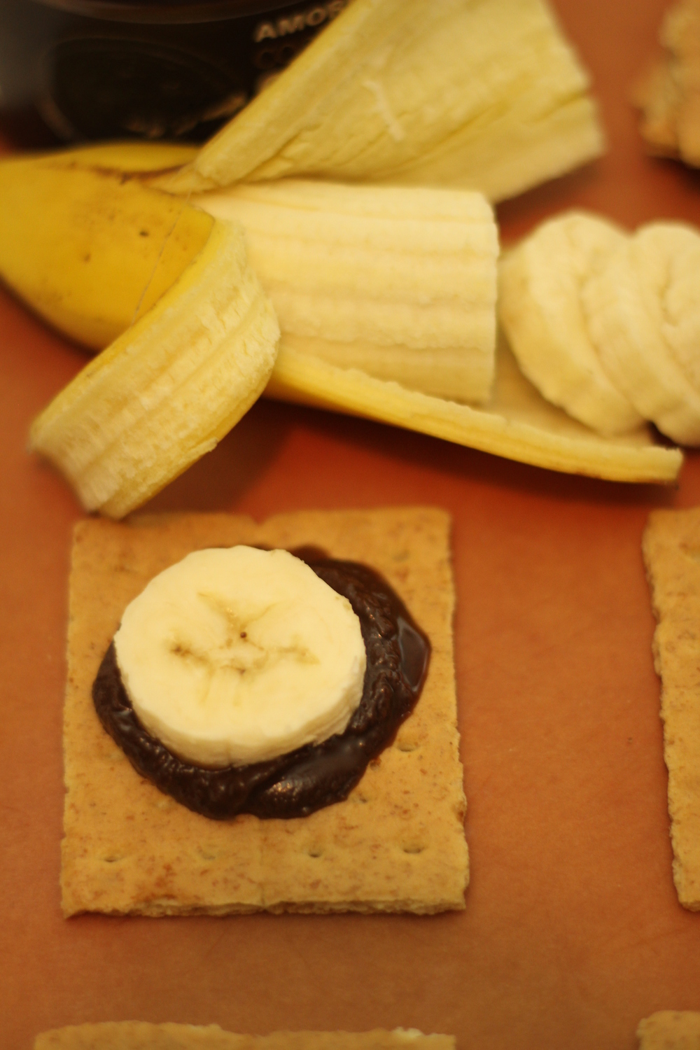 We love the combination of chocolate and bananas!