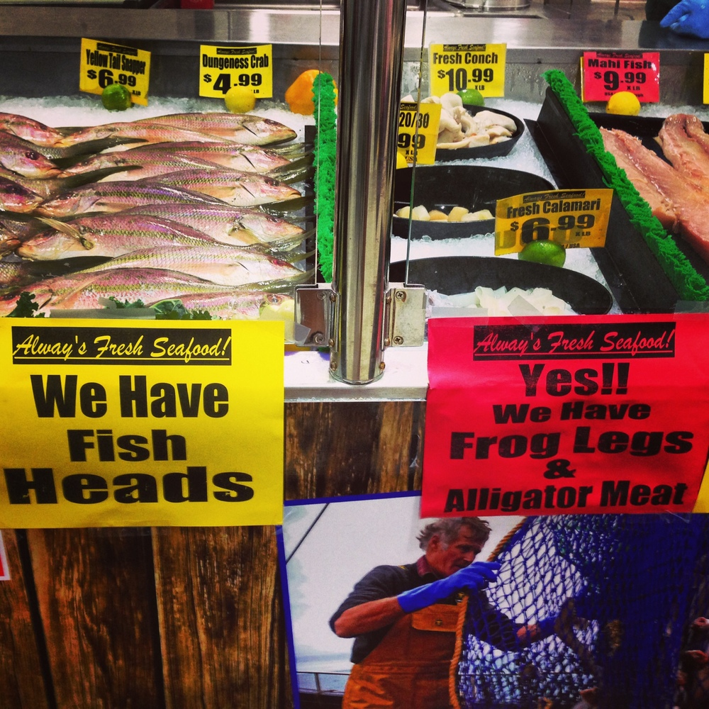 Fish in-store locally in Melbourne,FL at  Thrifty Specialty Produce and Meats