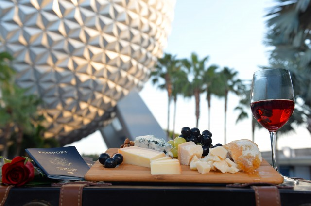 2014 Epcot Food & Wine Festival