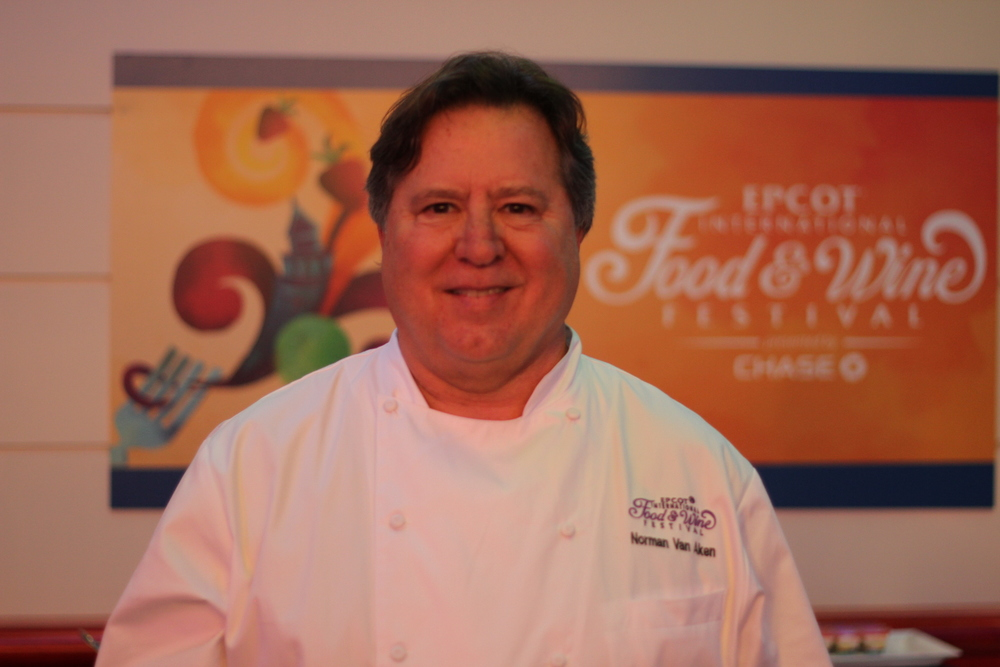 Chef Norman Van Aken