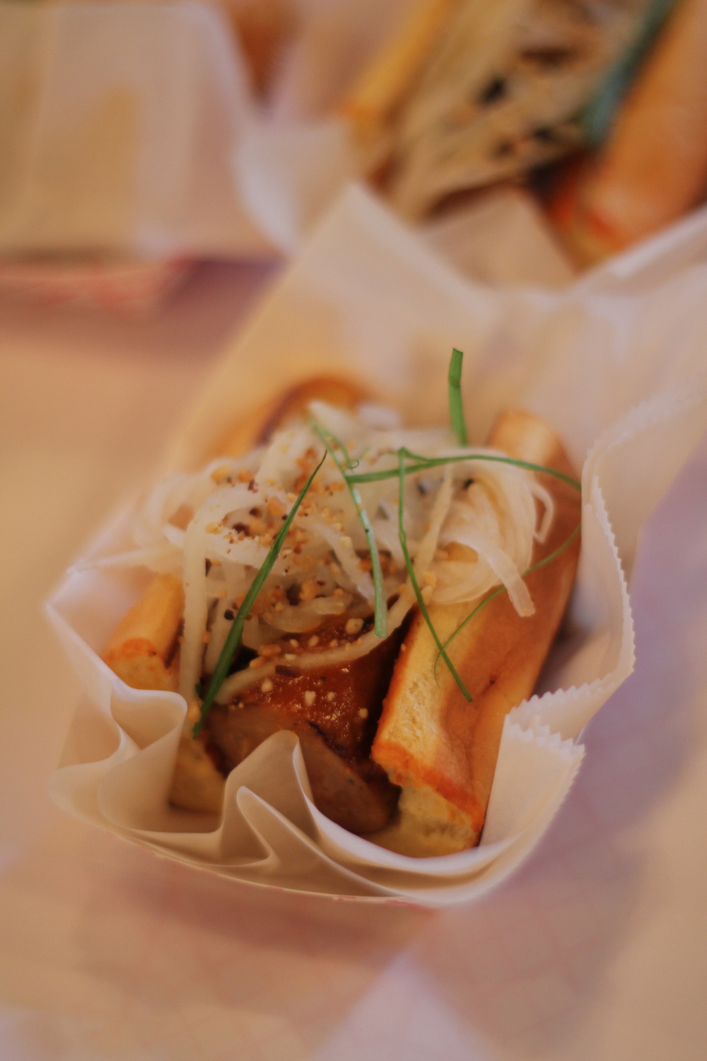 The 'Far East' dog by New York Dog House www.newyorkdoghouse.com