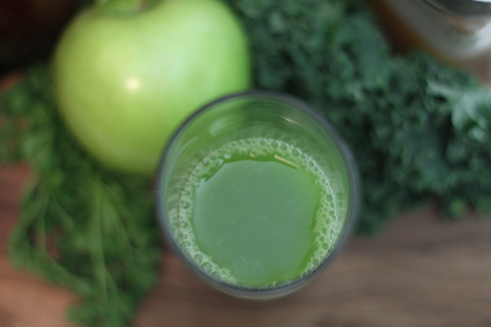 Everyday Green Juice
