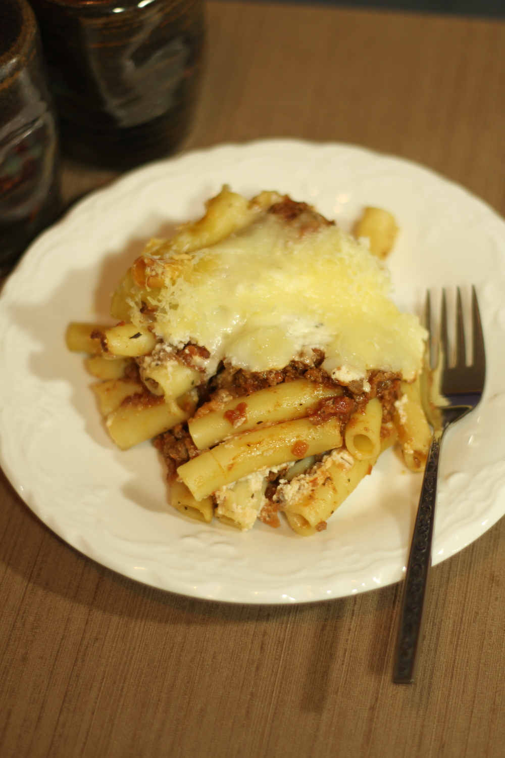 Amazing Baked Ziti Recipe