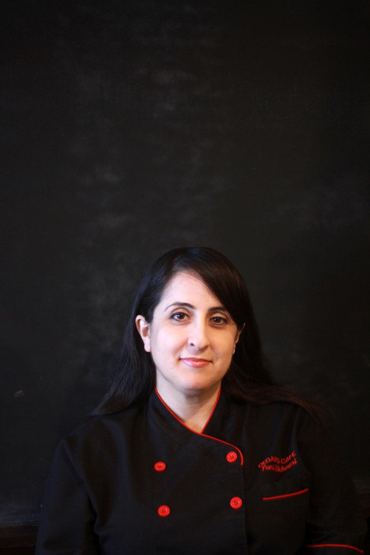 Chef Toni Elkhouri