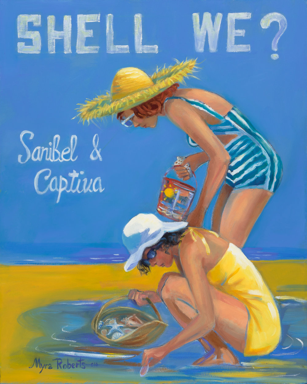 Shell We? by Myra Roberts