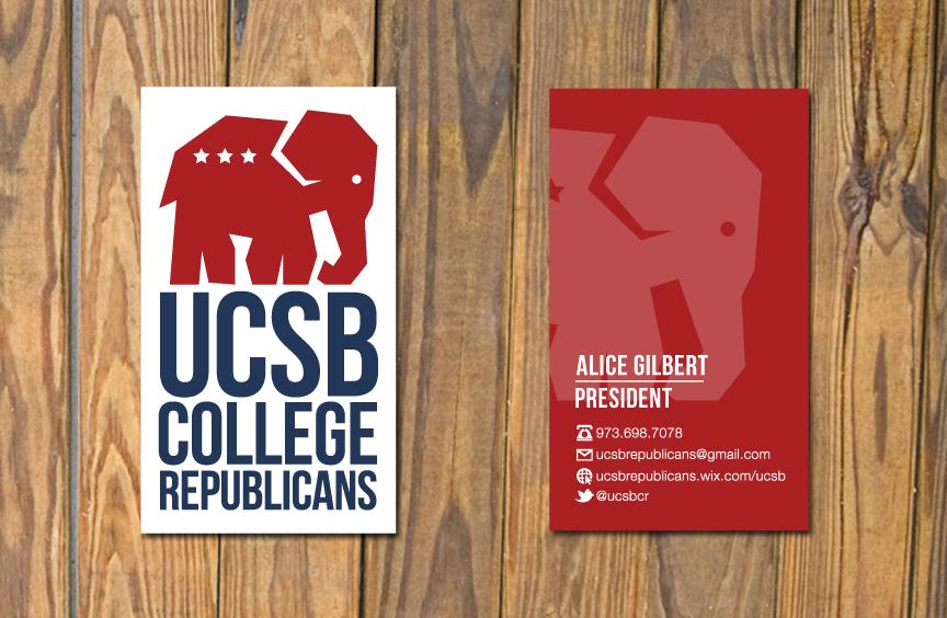 UCSB College Republicans — Amy Baum Design