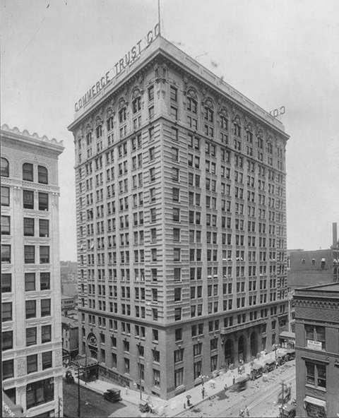 1908 Commerce Trust Building