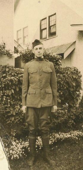 Sgt. George Wigert