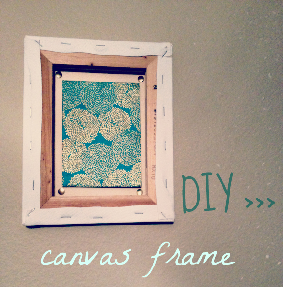 Creations Diy Canvas Frame Version 1 Moondaughter