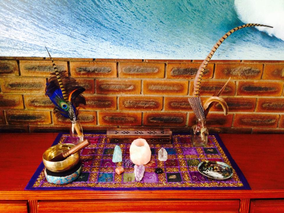 byron's altar on moondaughter