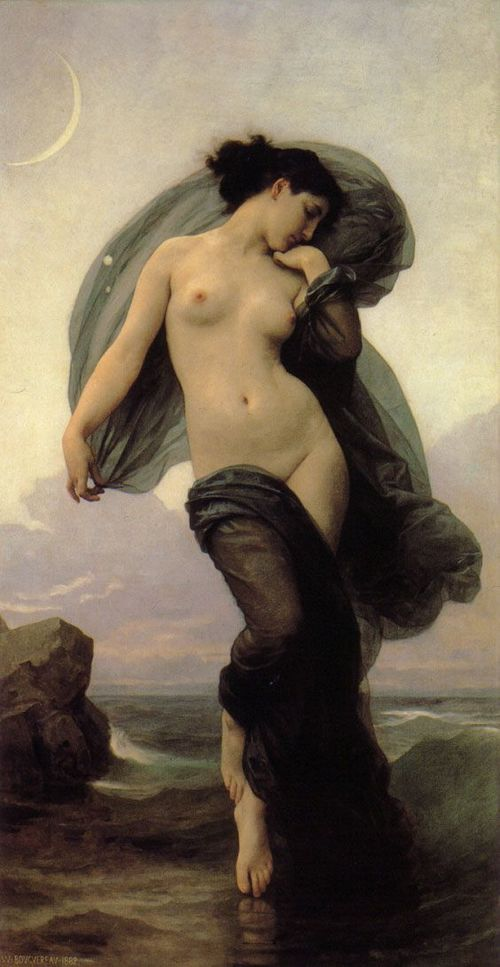 Evening Mood, William Bouguereau