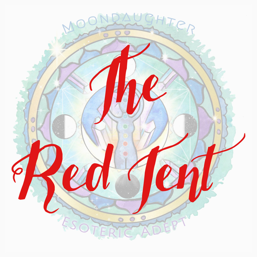 Red Tent - Moondaughter Mystic Temple