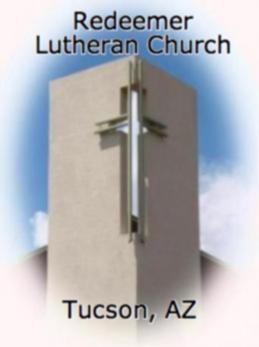 Sermons - Redeemer Lutheran