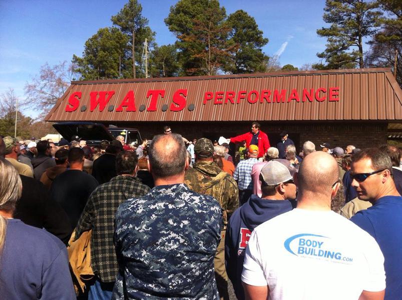 SWATS Performance