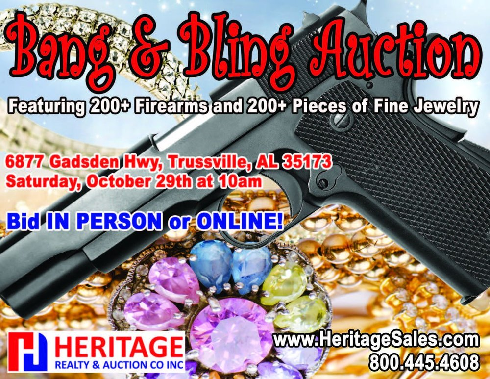 Bang & Bling - Firearms & Fine Jewelry