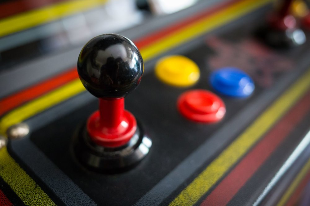Online Auction - Coin Op Arcade Games & Amusements Online Auction - MORE GAMES COMING THIS JULY!