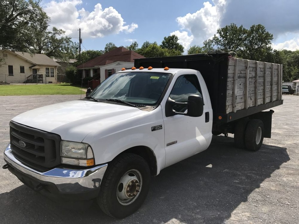 Click to View - 2004 Ford F350SD