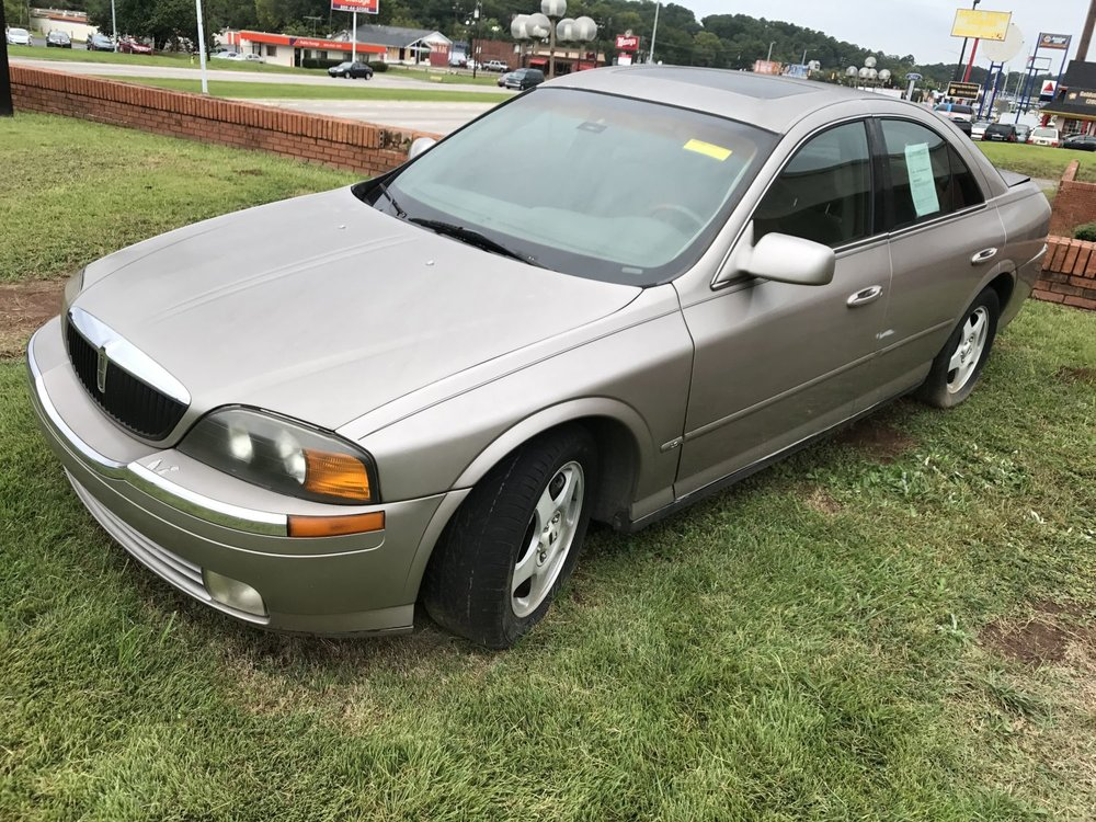 Click to View! Lot 48 - 200 Lincoln LS