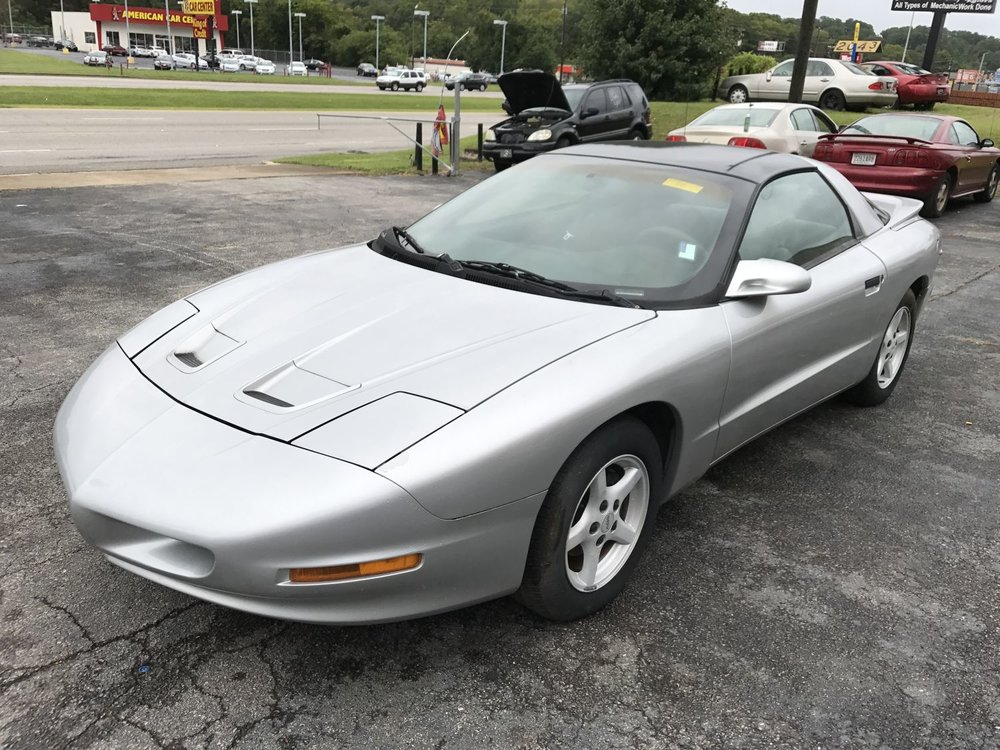 Click to View! Lot 44 - 1996 Pontiac Firebird