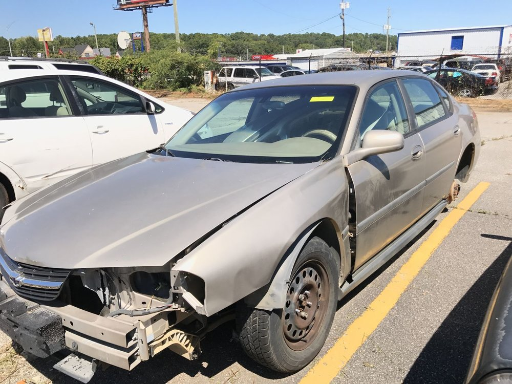 Click to View! Lot 14 - 2001 Chevy Impala