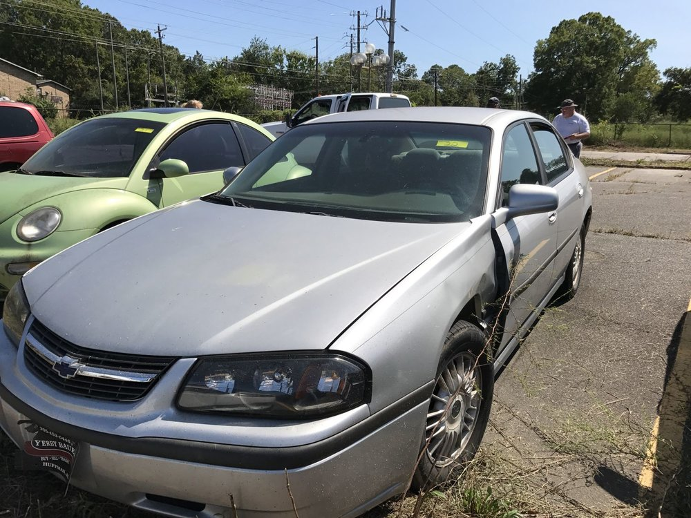 Click to View! Lot 22 - 2001 Chevy Impala