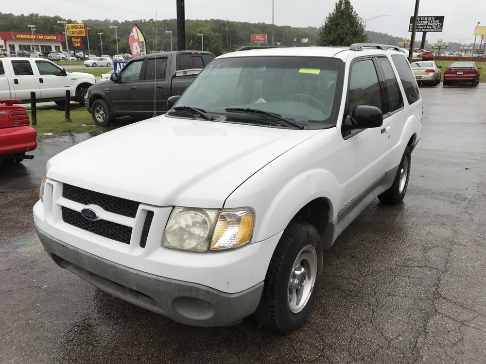 Click to View! Lot 36 - 2002 Ford Explorer