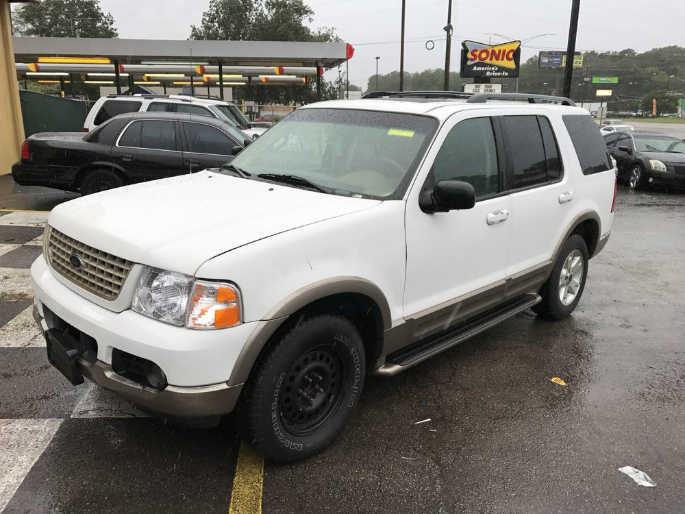 Click to View! Lot 39 - 2003 Ford Explorer