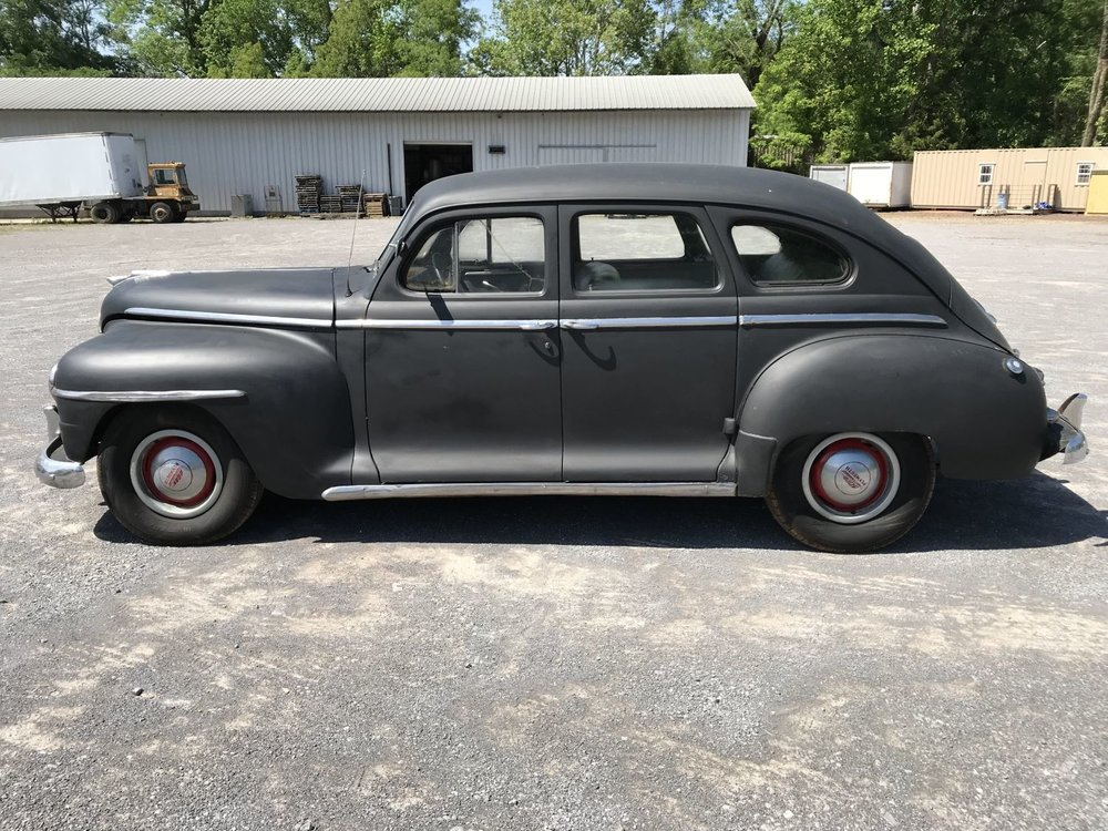48 Plymouth Special Deluxe P15-C  - Click to View -  NEW PRICE   $3850