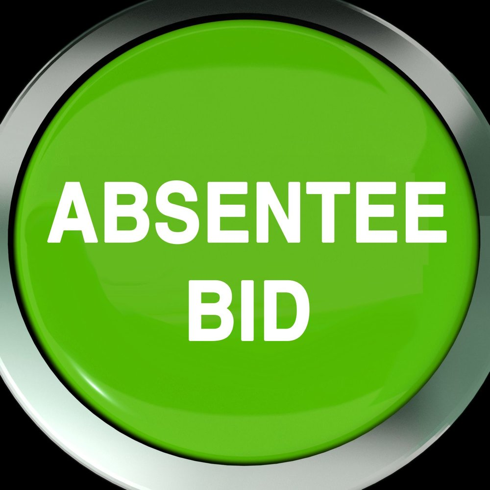 If you can't attend the Auction, leave your Absentee bid online! Absentee/Prebidding ends 02/15/19 at 5pm (cst)
